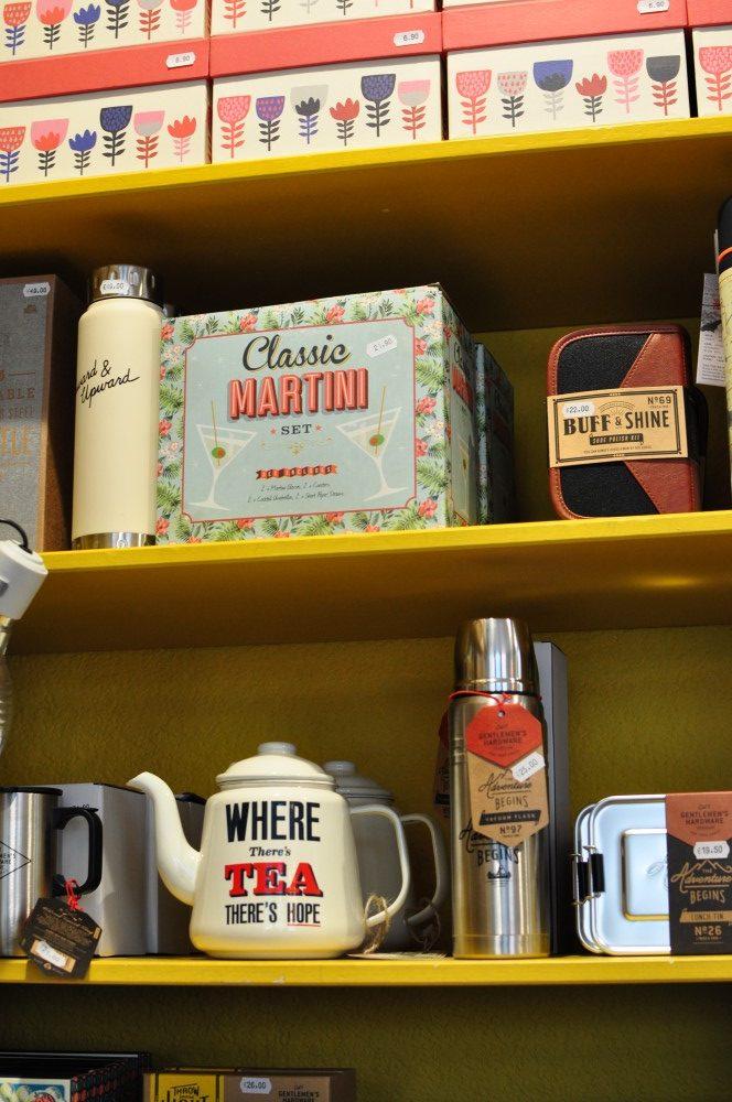 Mémé en Autriche, une boutique inspirante! Sur le blog Birds & Bicycles