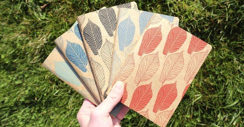 Les carnets de Noé Paper, marque française de papeterie