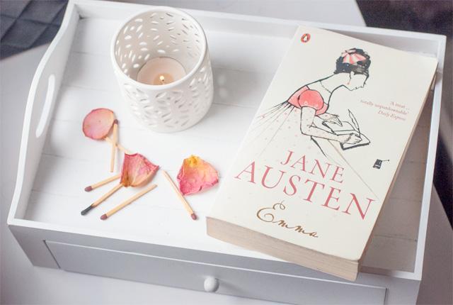 Avis sur le roman Emma de Jane Austen - lecture romantique!