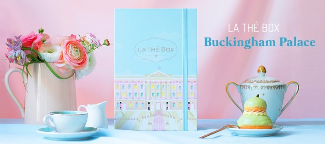 Wishlist thé: La box Buckingham Palace de la Thé Box