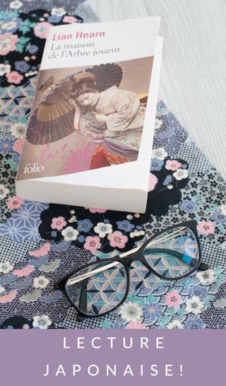 """Mon avis sur le roman japonais """"La Maison de l'arbre joueur"""" de Lian Hearn"""