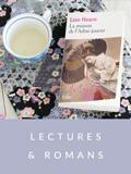 Conseils de romans à lire et de livres sur le blog