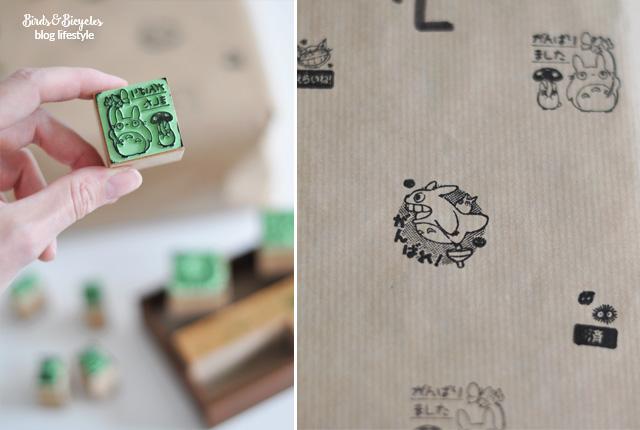 Tampons Totoro