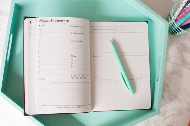 Un super outil d'organisation et de planification: l'agenda My Agenda 2017 2018