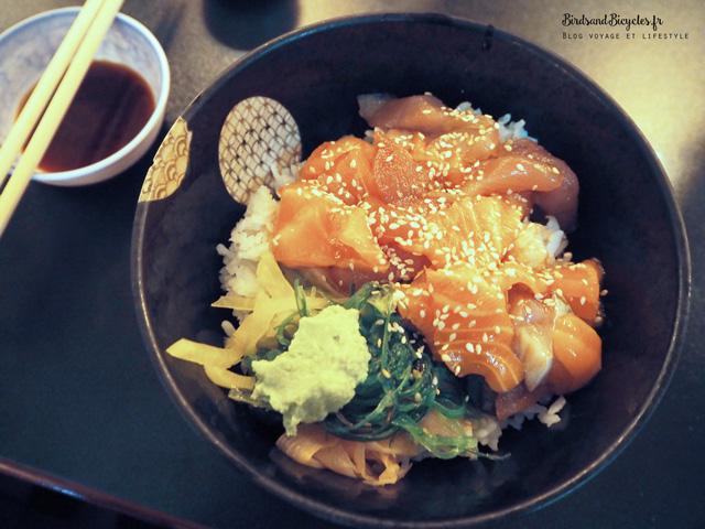 Restaurant japonais à Metz