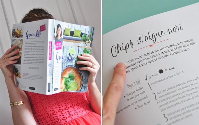 Avis sur le livre de la blogueuse Mango & salt