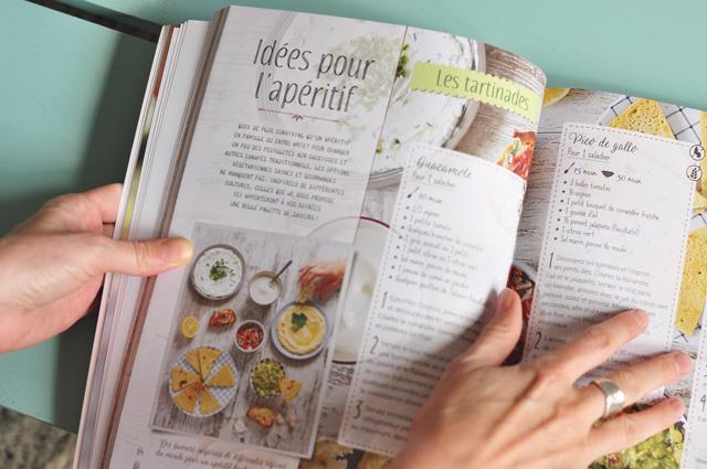 Plein d'inspiration avec ce livre de blogueuse (recettes, green lifestyle, astuces)