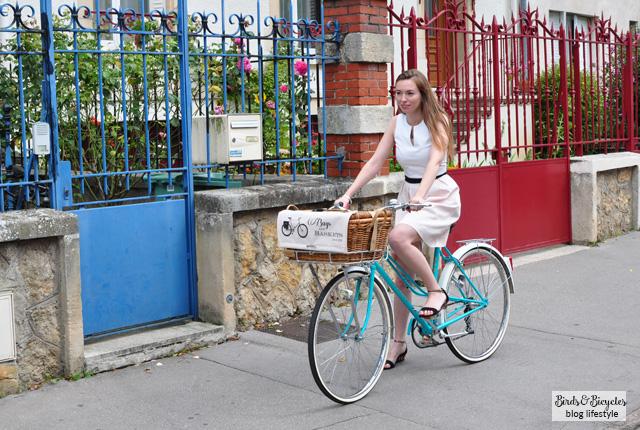 Mon vélo vintage relooké - Les petits bonheurs de Birds & Bicycles