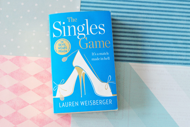 """Mon avis sur le roman """"The Singles Games"""" Chick-litt sur le blog féminin Birds & Bicycles"""