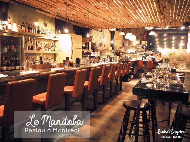 Bonnes adresses à Montréal: le Manitoba et ses plats inspirés de la cuisine traditionnelle amérindienne {Les adresses du blog Birds & Bicycles}