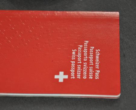 Passeport : à refaire auprès du consulat suissePasseport suisse