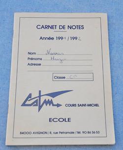 notes françaises