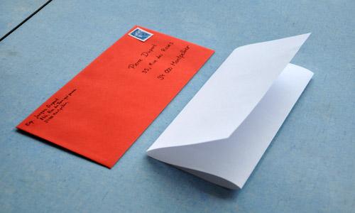 Envoyer une lettre à la française Yapaslefeuaulac.ch