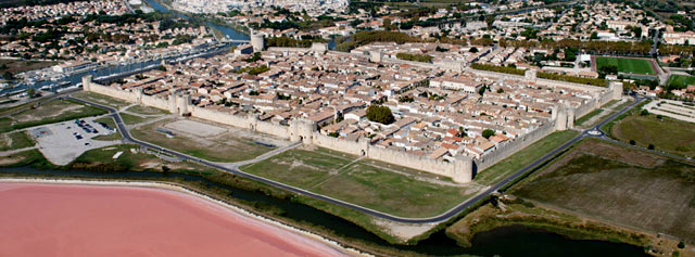 Photo de l'Office de Tourisme d'Aigues Mortes