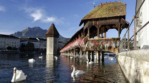 Lucerne (c) Luzern Tourismus
