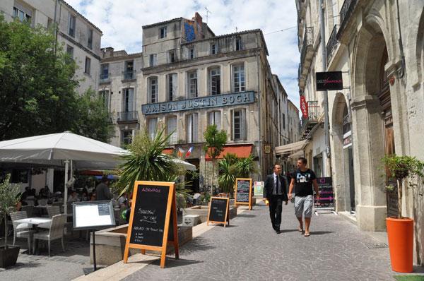 Terrasses Montpellier