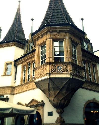 Place du marché de Neuchâtel