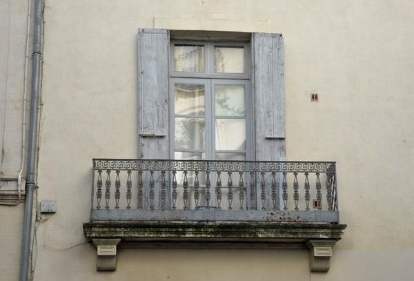 Montpellier et ses volets gris