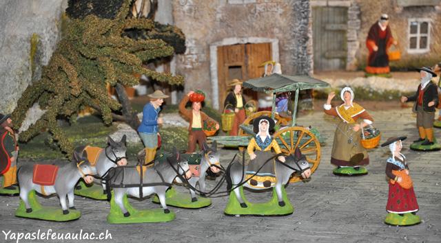 Crèche santons Provence