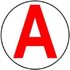 France, permis de conduire A rouge