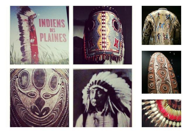 Indiens des Plaines au Quai Branly