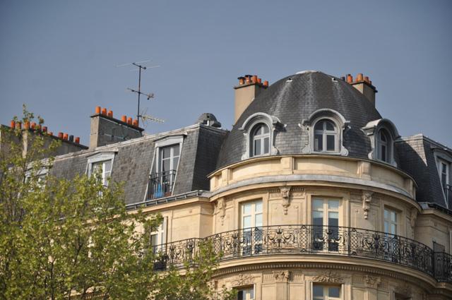 paris-haussmanien