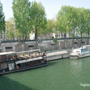 Une croisière sur la Seine et d'autres charmes de Paris