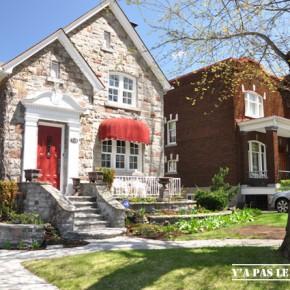 Home sweet home: la quête du Graal à Montréal