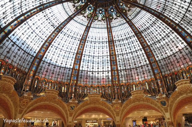 Galeries Lafayette de Paris