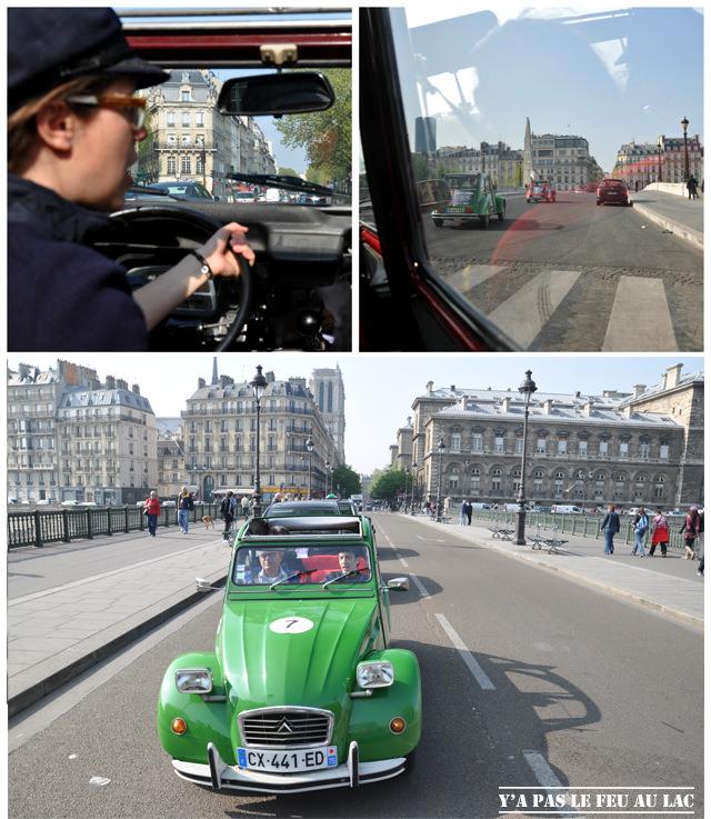 Paris en 2CV (1)