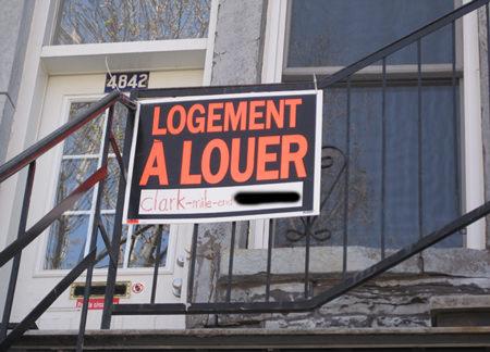 appartement à louer à Montreal (2)