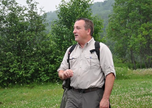 Eric Allard spécialiste des ours- en Mauricie
