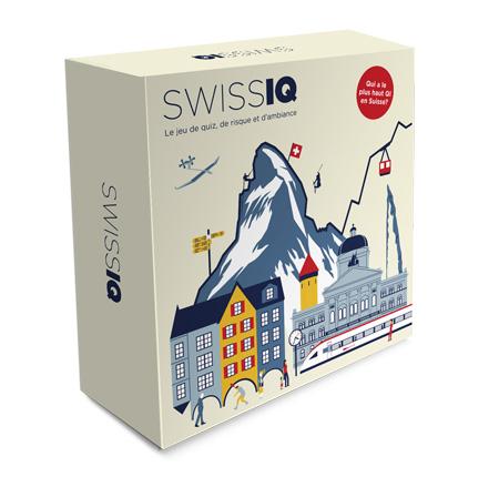 Un jeu suisse génail: Swiss IQ