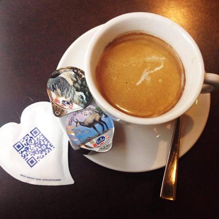 Suisse: la creme à café
