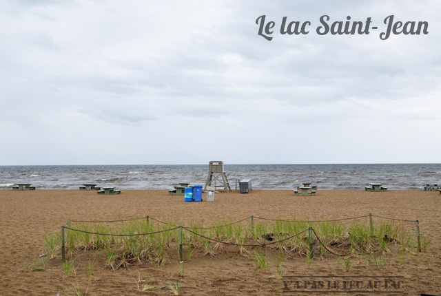 Lac Saint Jean - Quebec