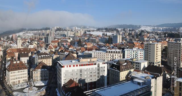 La Chaux de Fonds - Neuchâtel - Suisse