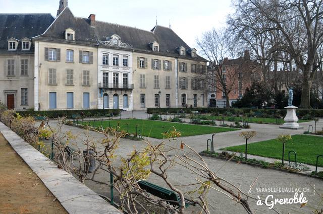 Grenoble - au centre ville