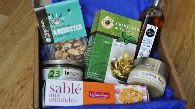 Bonjour French Food - ma box gourmande de produits francais