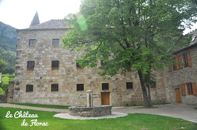 Chateau-de-florac