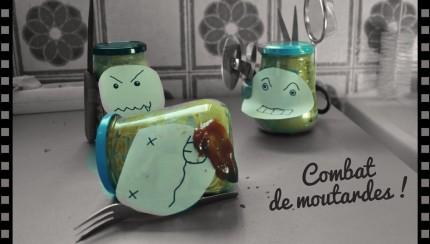 Combats de moutarde suisse et française