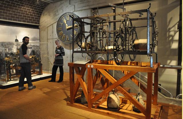 Musée de l'horlogerie de la Chaux de Fonds