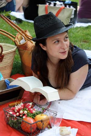 Veronique, fondatrice de Bonjour French Food