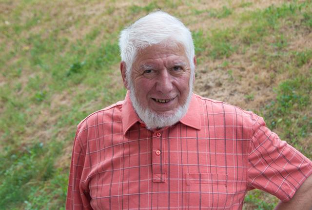 Bernard Gloor auteur du livre sur les mots vaudois