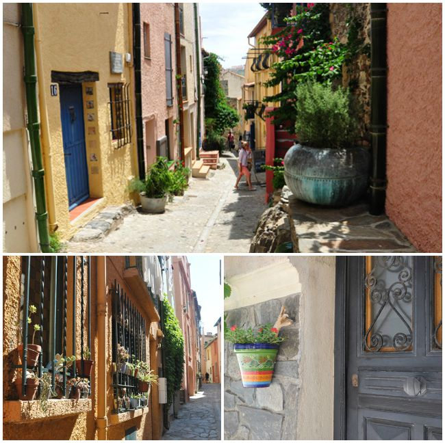 Collioure - plus d'images sur Birds & Bicycles