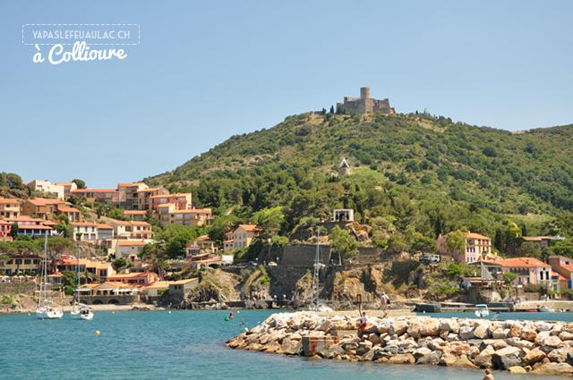 Visite de Collioure en Languedoc-Roussillon
