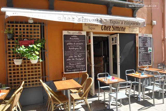 Adresse restaurant à Collioure