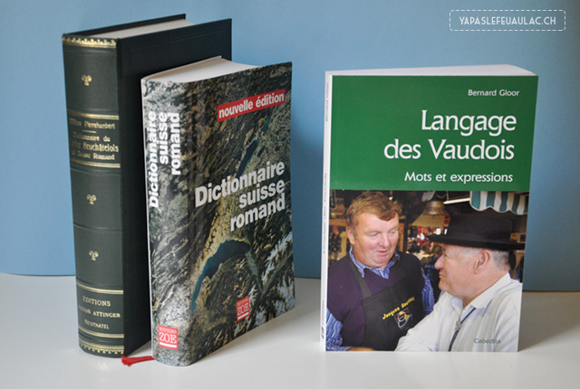 Langage des Vaudois de Bernard Gloor - éditions Cabédita