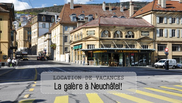 Location de vacances à Neuchatel: dur, dur de trouver!