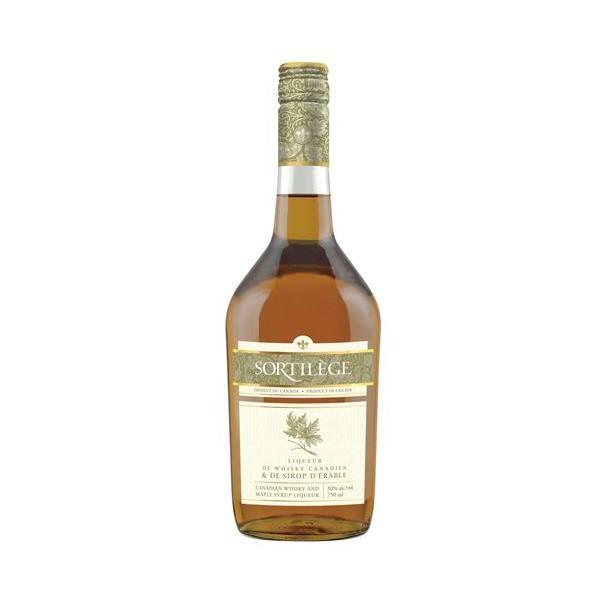 Le Sortilege - alcool québécois