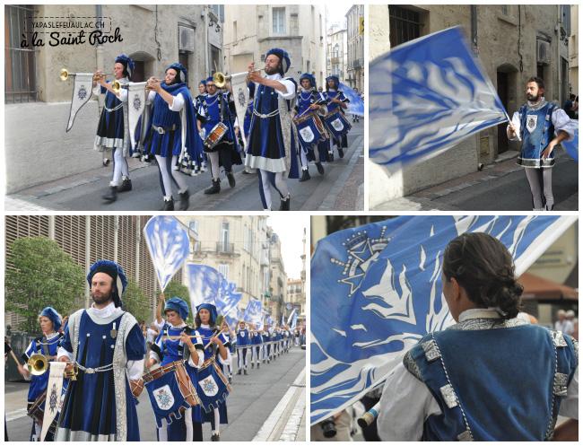 Fetes de la Saint Roch Montpellier 2015 (1)